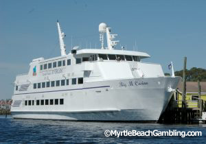 Casino cruises near myrtle beach